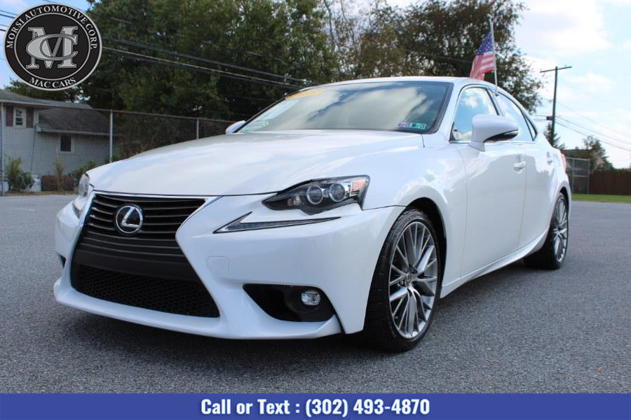 Used Lexus IS 250 4dr Sport Sdn AWD 2015   Morsi Automotive Corp. New Castle, Delaware