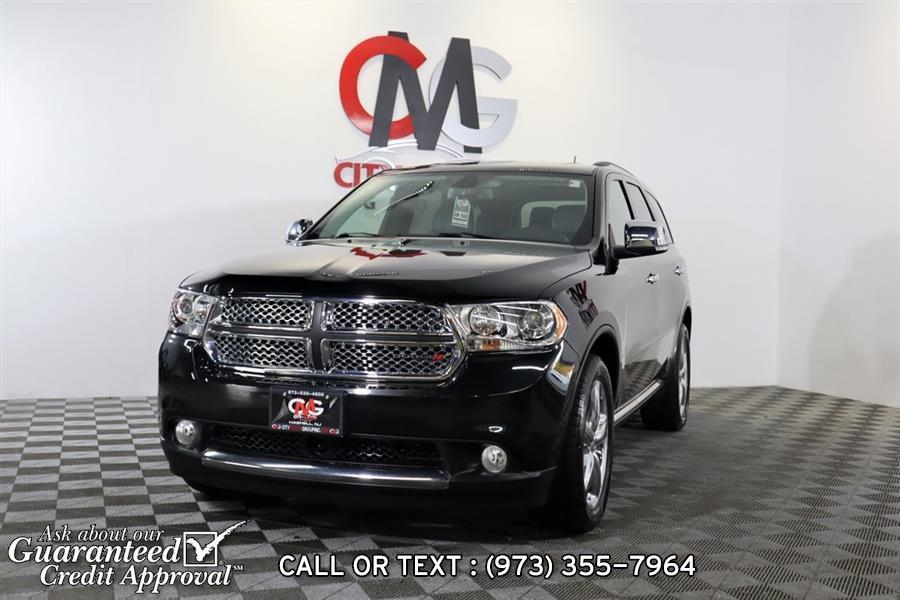 Used Dodge Durango Citadel 2013 | City Motor Group Inc.. Haskell, New Jersey