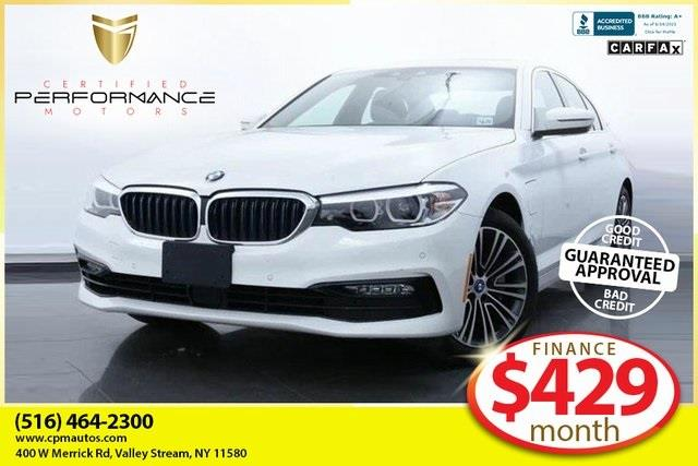 Used 2018 BMW 5 Series in Valley Stream, New York   Certified Performance Motors. Valley Stream, New York