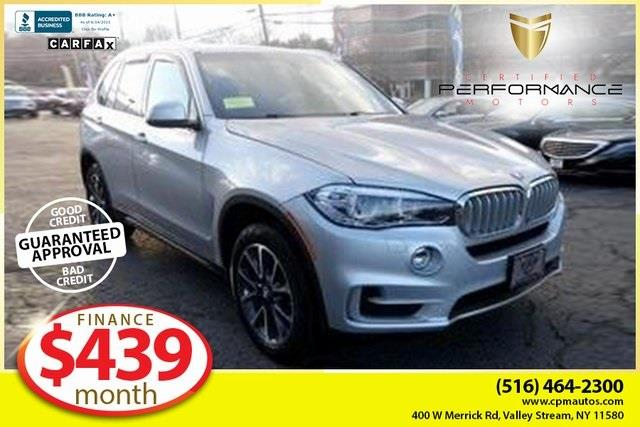Used 2017 BMW X5 in Valley Stream, New York   Certified Performance Motors. Valley Stream, New York