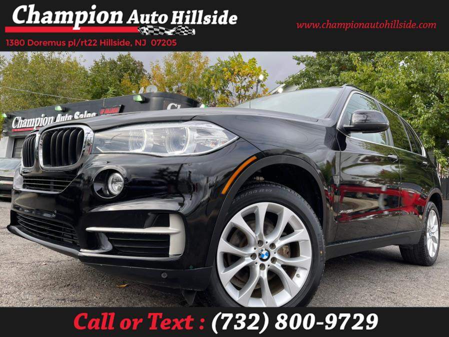 Used 2016 BMW X5 in Hillside, New Jersey   Champion Auto Hillside. Hillside, New Jersey