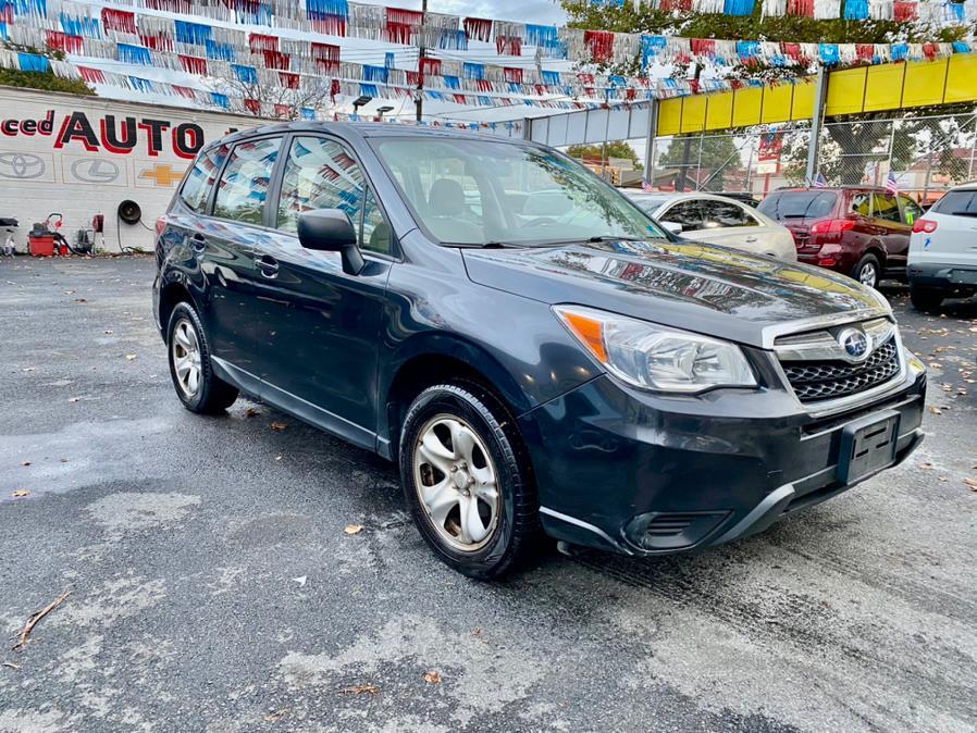 Used Subaru Forester 4dr Auto 2.5i PZEV 2014   Advanced Auto Mall. Bronx, New York