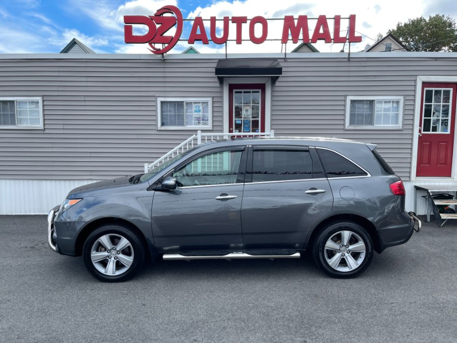 Used 2011 Acura MDX in Paterson, New Jersey | DZ Automall. Paterson, New Jersey